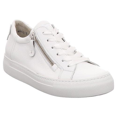 Green Paul 4594 032 Cordones Blanco MujerColor Para Zapatos De YHWD9I2E