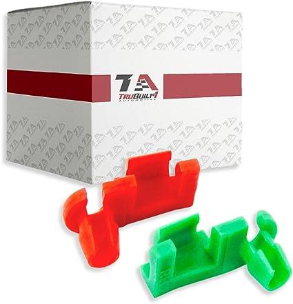 T1A TruBuilt 1 Automotive T1A Tailgate Handle Bezel Replacement for 1999-2007