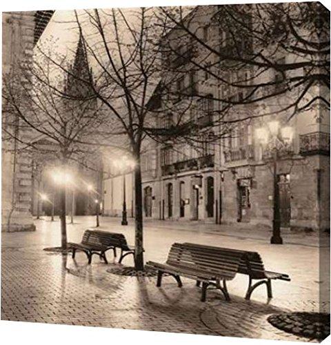 Alan Blaustein Plaza - PrintArt GW-POD-33-B1171D-30x30