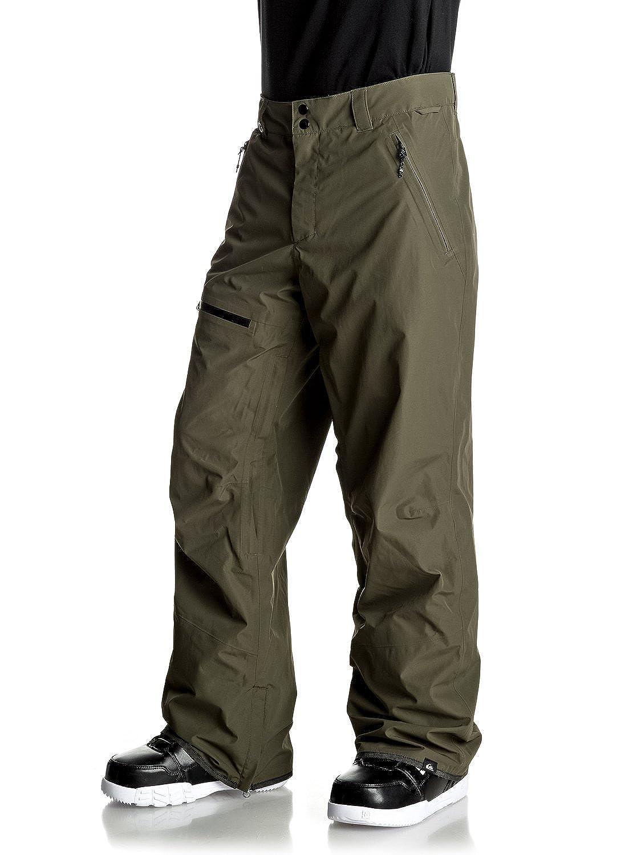 Quiksilver Mens Forever 2l Gore-tex Snowboard Ski Pants