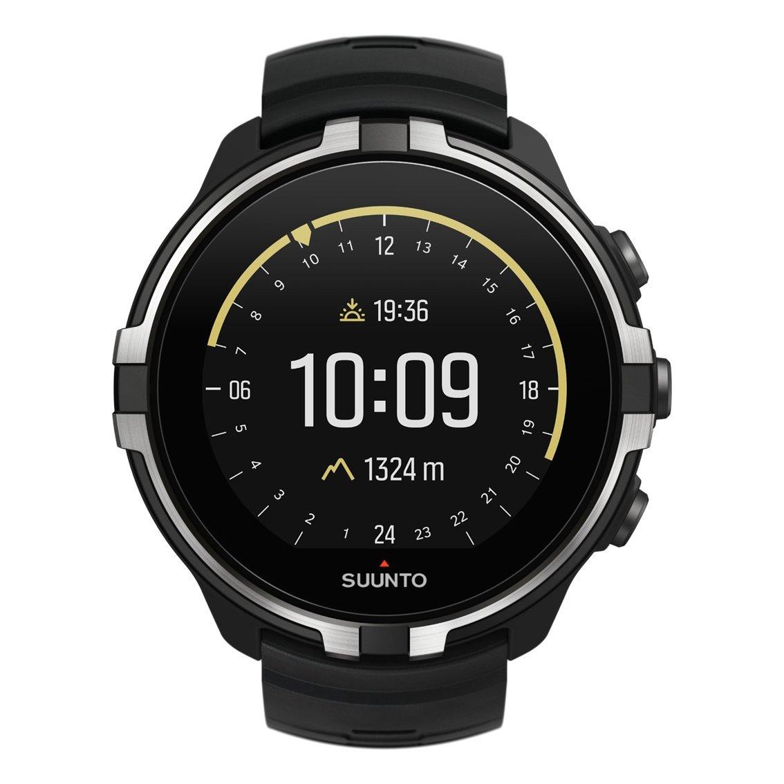 Spartan Sport WHR Baro Reloj Unisex Adulto Gris Talla Única