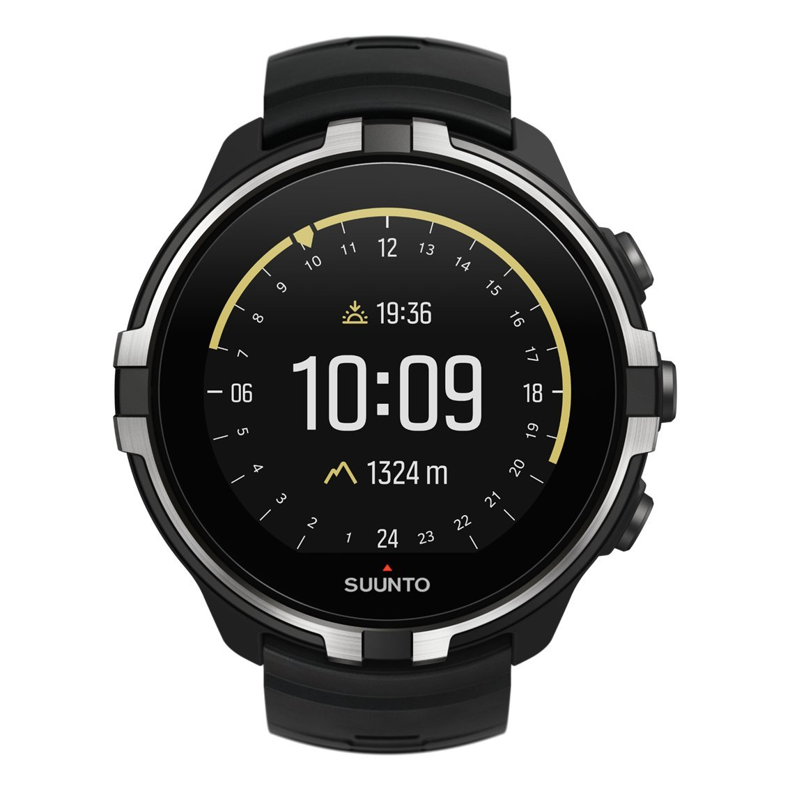 SUUNTO Spartan Sport Wrist HR BARO (Grey)