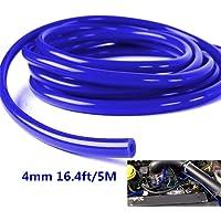 1 pieza azul tubos de coche vehículo silicona