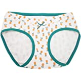 Zeside 3 Pcs Women Maternity Pregnant V-Shaped Low Waist Pettipant Soft Underwear Ladies Premium Cotton Full Briefs,Womens Mama Panties,Basic High Rise Knickers,Stretch Comfortable Everyday Use
