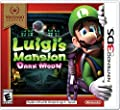 Nintendo Selects: Luigi's Mansion: Dark Moon - Nintendo 3DS by Nintendo
