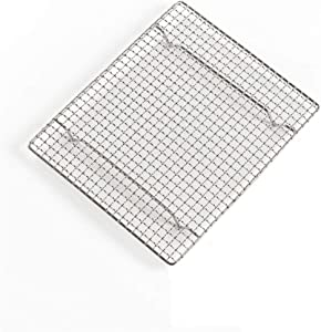 InBlossoms Baking Rack, 304 Stainless Steel Grill Wire Cooling Racks Heat Resistant Rust Proof Sturdy Grate 15.7