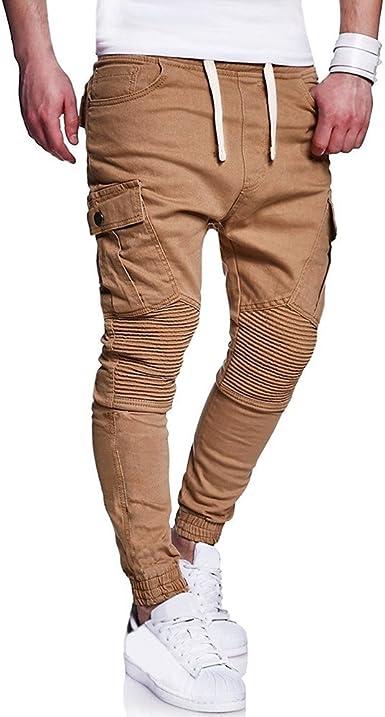 Chándal de Hombres JiaMeng Moda Pantalones de chándal de ...
