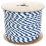 West Coast Paracord Twisted Polypropylene Pool Rope 1/4, 3/8, 1/2, 3/4