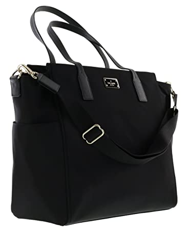 71f77d912262 Amazon.com   Kate Spade New York Blake Avenue Kaylie Baby Bag Diaper Bag ( Black)   Baby