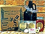 Kyпить Mighty Mead Kit - The Everything You Need Honey Mead Kit на Amazon.com