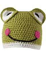 Frosch Kindermütze by CHILLOUTS