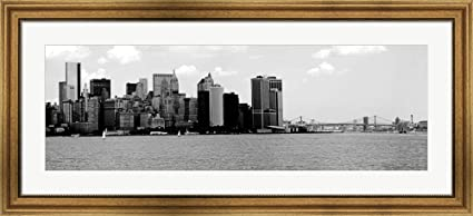 Amazon com: Great Art Now Panorama of NYC IV by Jeff Pica