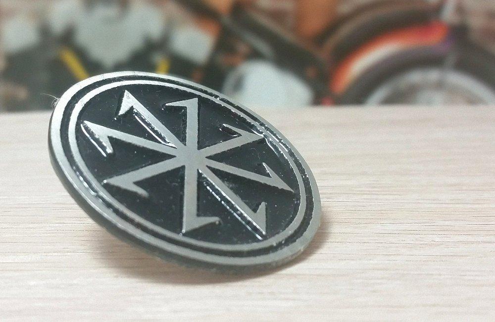 Wolffalle Daywalker Bikestuff PIN /• Thor /• Odin /• Mj/ölnir /• Feme Gericht /• Freya /• Loki /• Biker