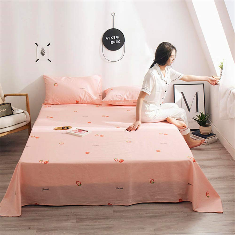 Cotton Padded Bed Simple Cotton Single Child Student Single Dormitory Bedding Blanket Gift Wholesale Home Textile Sweetie 120230cm by iangbaoyo