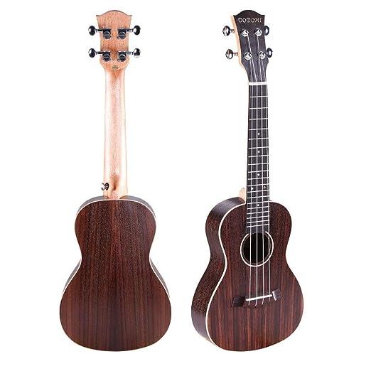 Ukulele ukulele ukulele ukelele hawaiano de guitarra pequeña de 23 ...