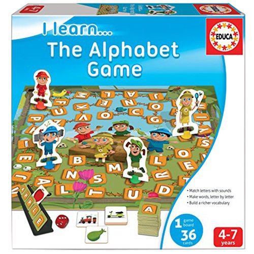 Educa I Learn-The Alphabet Game