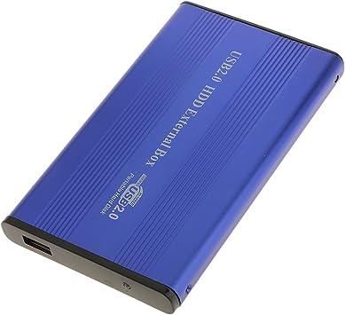 H HILABEE 2 Unidades USB2.0 2.5 IDE SATA Unidad De Disco ...
