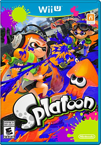 Splatoon - Wii U [Digital Code] by Nintendo