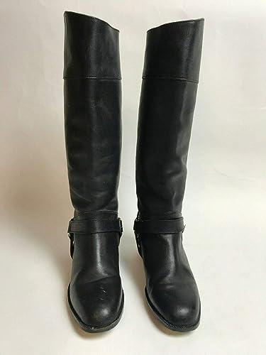 discount uk cheap sale cheaper Amazon.com: SALE Vtg Ladies Leather Riding Boots Black Made ...