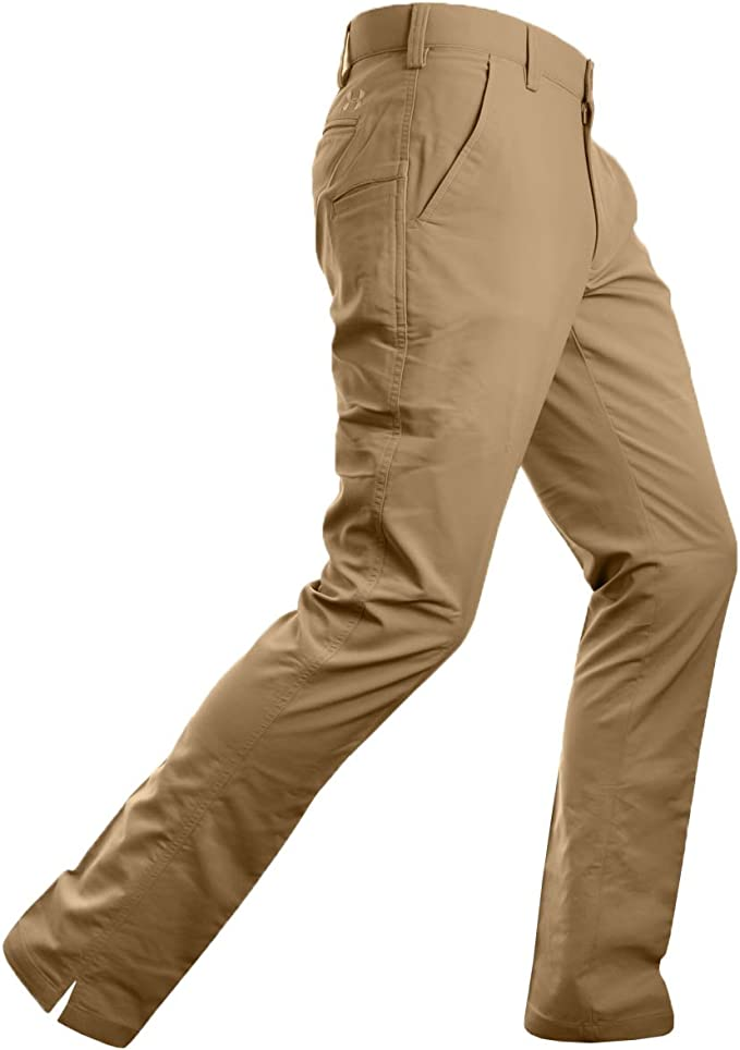 Under Armour UE Barnburner – Pantalón para Hombre, Color Canvas ...