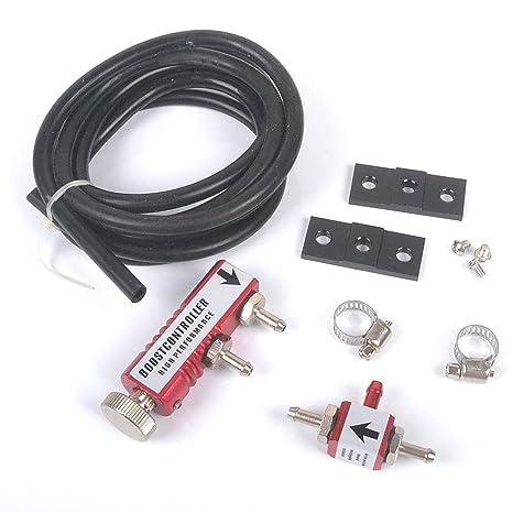 Reelva Manual Turbo Controlador para vehículos de gasolina y diésel Turbo
