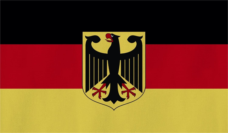normani Flagge Gro/ßformat 250 x 150 cm wetterfest Fahne in 16 verschiedenen Ausf/ührungen mit /Ösen
