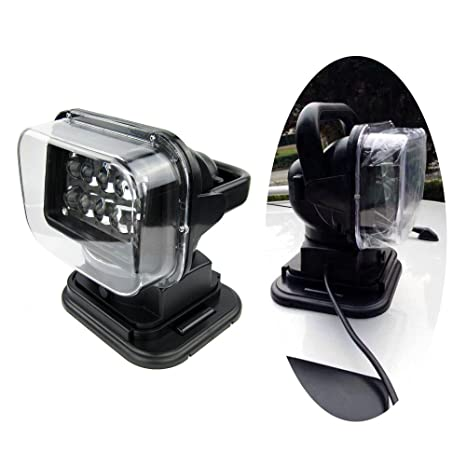 Truck Spot Light >> Zinnor Led Remote Control Spotlight Offroad Truck Car Boat Search