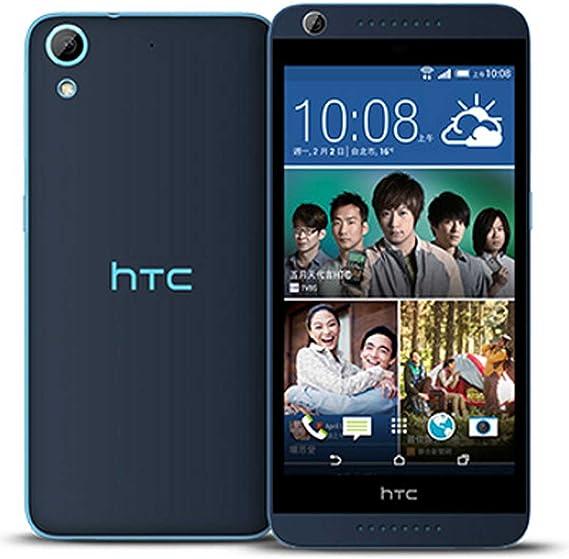 HTC Desire 626G 8GB Azul - Smartphone (SIM Doble, Android, NanoSIM ...