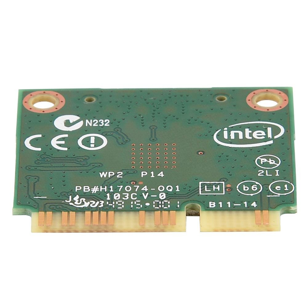 Fosa Lenovo ThinkPad AC Intel 7260/7260HMW Dual Band WiFi Bluetooth 4.0/WLAN Card 04/X 6010/Kapazit/ät oben modernste Core Prozessoren