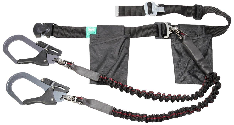 タジマ 安全帯 一本吊り専用 TR150L2スチールベルトセットCL クローム TR150L2-SBCL [落下防止 電気工事 高所での安全作業] B00ENW6D7U クローム|焼入スチールフック スチールベルトセット クローム
