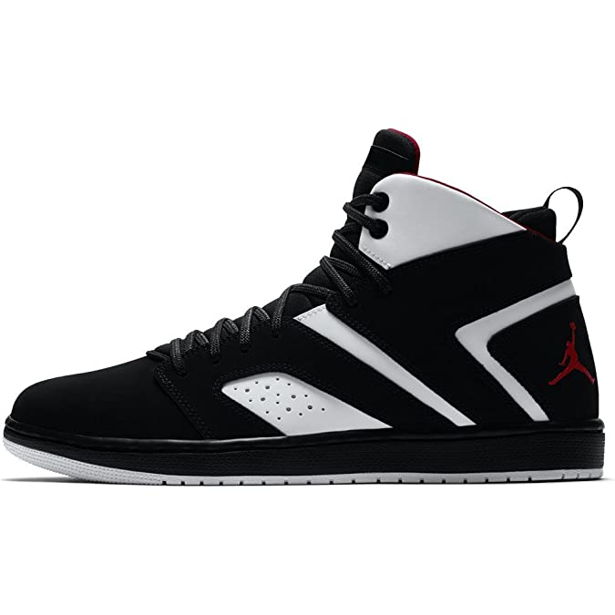 635b20a41cd Jordan Shoes - Flight Legend Black red White  Amazon.co.uk  Shoes   Bags