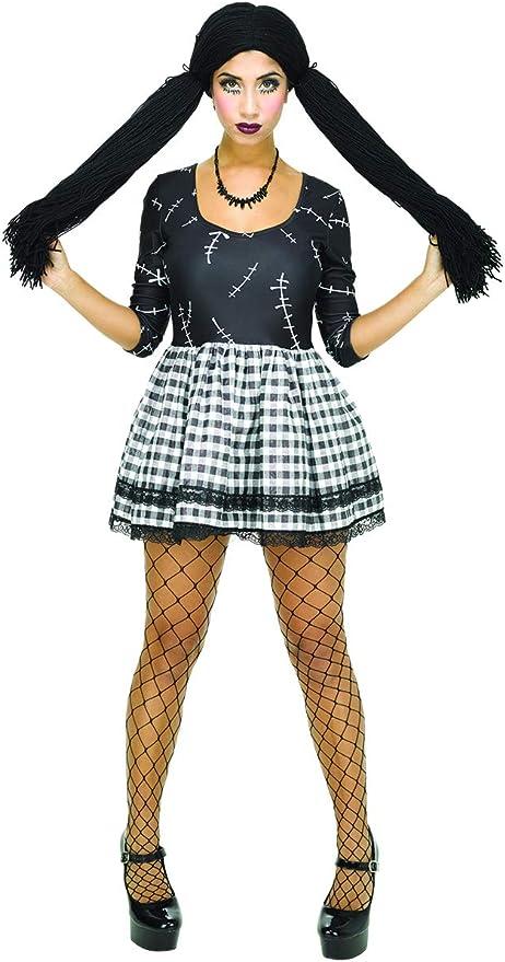 SYMTOP Disfraz de Muñeca Sally Pesadilla Antes de Navidad Vestido ...