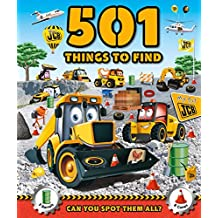 501 Things to Find (Diggers): Can you spot them all?