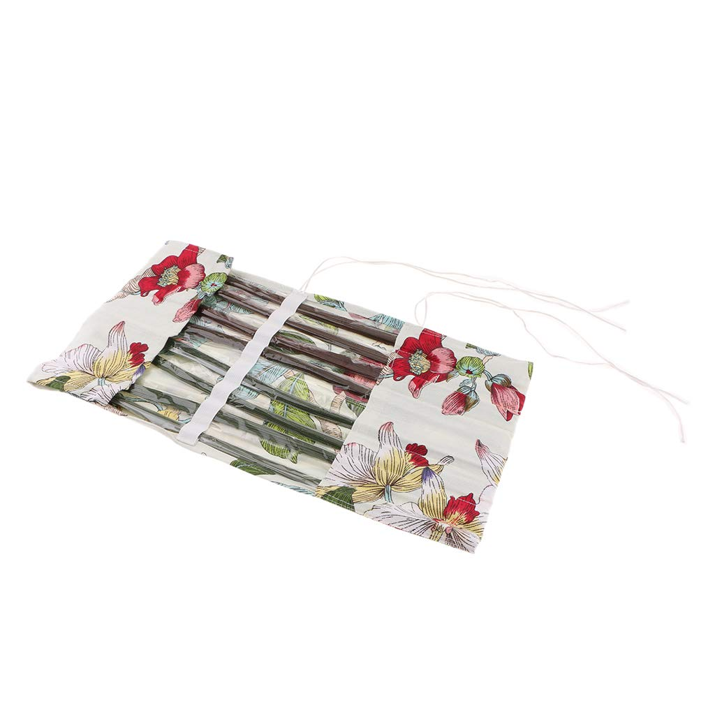 Flameer Floral Arrangement Kit Florist Tools Set Bag Wire Cutter,Pliers,etc,for Men and Women Floral Design Lovers Toolkits/_2