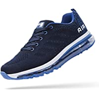 UPSOLO Mens Fitness Cross Trainer Shoes Breathable Walking Casual Sports Sneakers