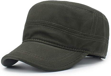 FHHYY Gorra Militar Sombreros Militares Hombres Camuflaje ...