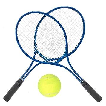 Alomejor Raqueta de Tenis para niños Raqueta de Tenis ...