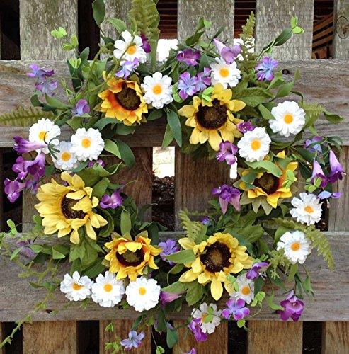 New Beginnings Wreath 22