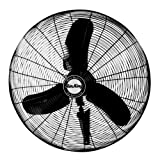 Best Air King Tower Fans - Air King 9071 24-Inch 1/3-Horsepower Industrial Grade Wall Review