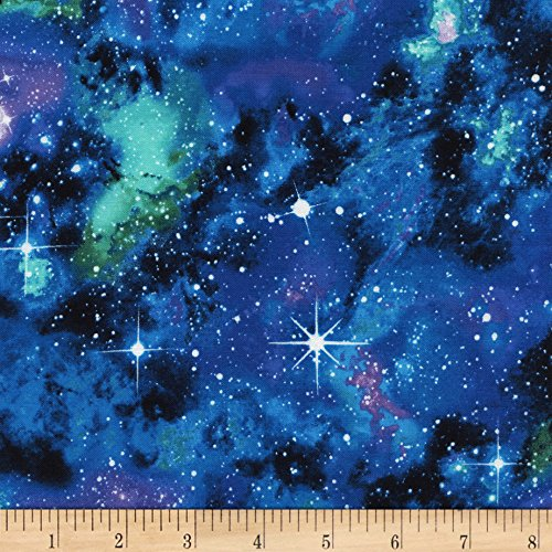 """Timeless Treasures""""Out of This World, Galaxy from Timeless Treasures"""