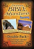Awesome Bible Adventures: Moses Receives the Ten Commandments & Moses' Great Escape