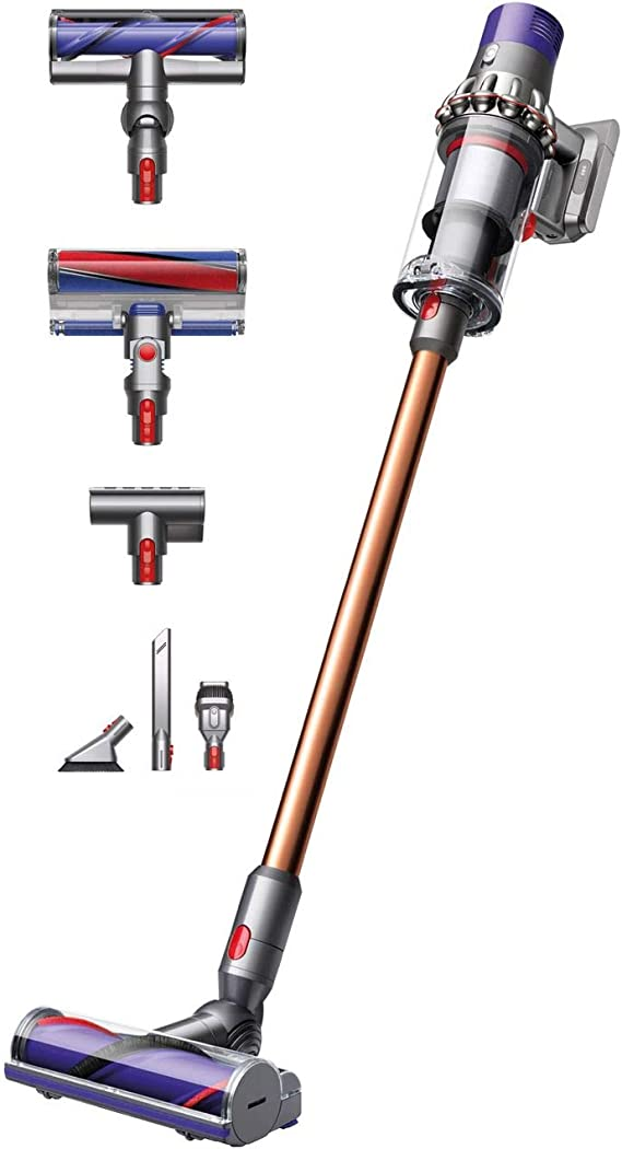 Dyson Aspirador Vertical Cyclone V10 Absolute Sin Cable, Anti ...