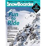 SnowBoarder 2018年Vol.2 小さい表紙画像