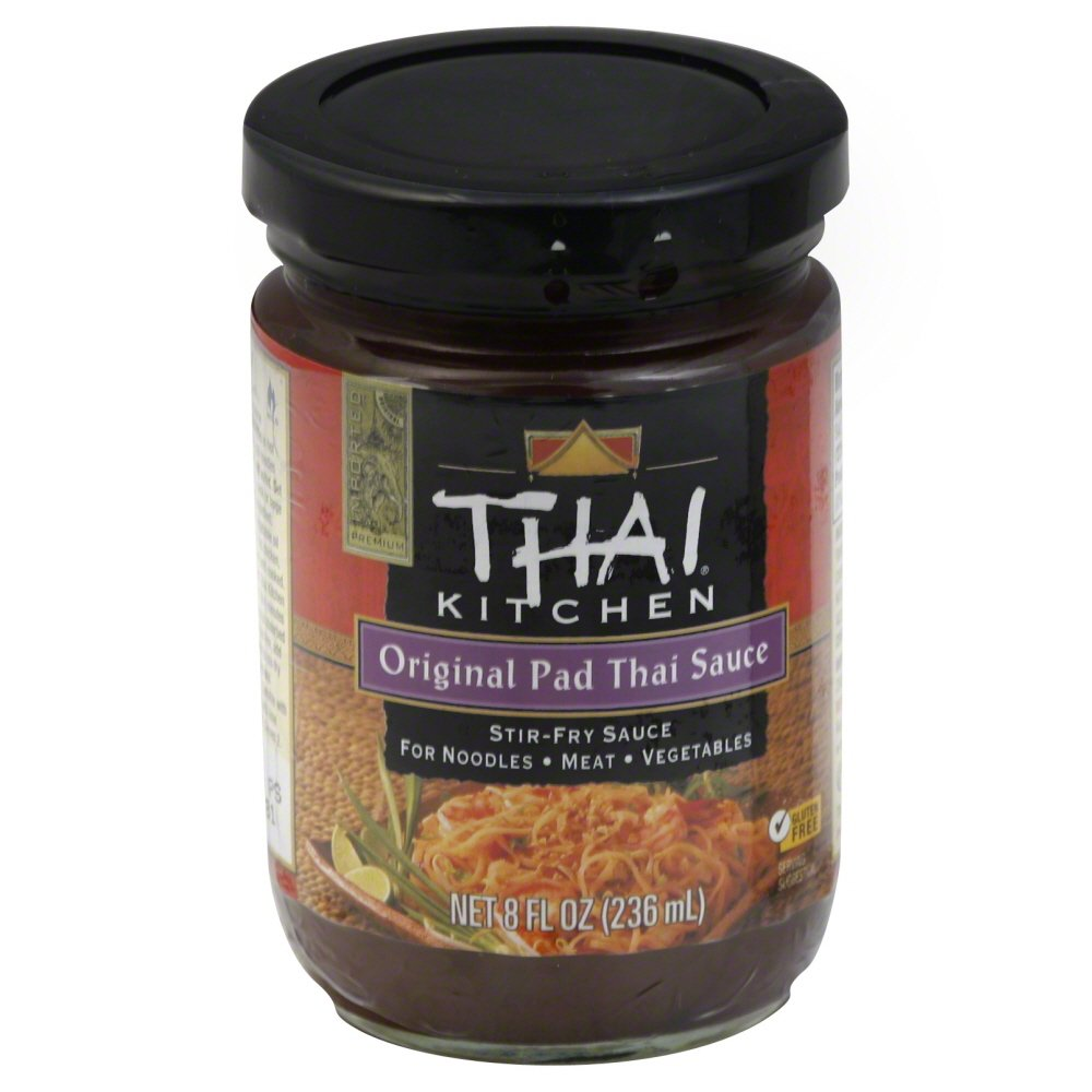 Amazon.com : Thai Kitchen Pad Thai Sauce ( 12x8 OZ) : Pad Thai ...