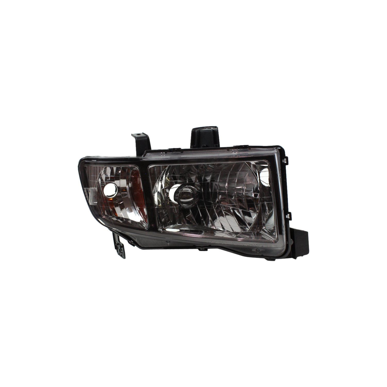 TYC 20-6672-01-1 Honda Ridgeline Left Replacement Head Lamp