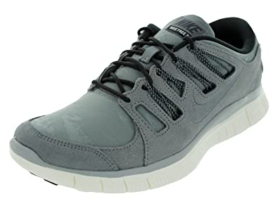 newest 1eaa0 18656 Nike Mens Free 5.0 Ext Cool Grey Silver Sail 580530-002 8
