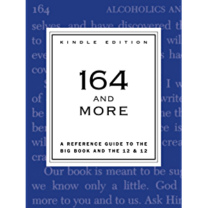 164 and More - Big Book and 12&12 Concordance
