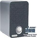 Germ Guardian True HEPA Filter Air Purifier for Home, Office, Bedrooms, Desk, Filters Allergies, Pollen, Smoke, Dust, Pet Dander, UV-C Sanitizer Eliminates Germs, Mold, Odors, Quiet 3-in-1 AC4100