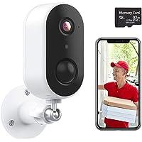 Cámara de seguridad, E T EASYTAO cámara wifi de seguridad para exteriores para el hogar con batería recargable con…