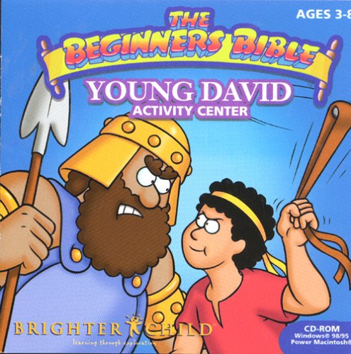 Software : Young David Activity Center (Jewel Case)